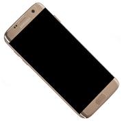 Дисплей с тачскрином Samsung Galaxy S7 Edge / G932 (золотой)