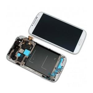 Дисплей с тачскрином Samsung i9505/Galaxy S4 LTE copy (white)