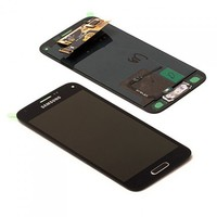 Дисплей с тачскрином Samsung G800F Galaxy S5 mini (black)