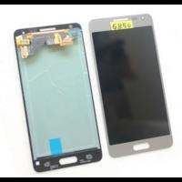 Дисплей Samsung Galaxy Alpha / G850 (серебряный)