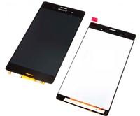 Дисплей с тачскрином Sony Z4 (черный)