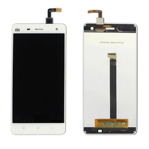 Дисплей с тачскрином Xiaomi Mi 4 white