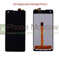 Дисплей + touch Highscreen Boost 3 SE black