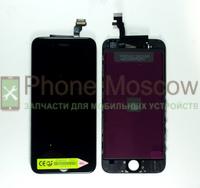 Дисплей iPhone 6 (черный) копия (ААА)