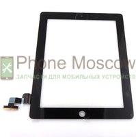 Сенсор iPad3 / iPad4 (черный) копия Тайвань