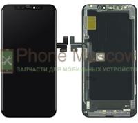 Дисплей + сенсор iPhone XS Max Черный Soft OLED