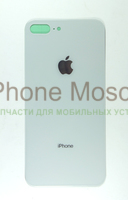 Задняя крышка iPhone 8 Plus Белая Копия