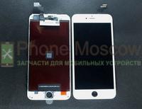Дисплей + сенсор iphone 6 Plus 5.5 дюйма white с замененным стеклом (нами переклеено 100% проверка)