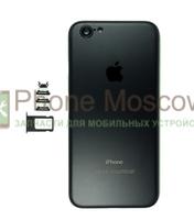 Корпус iPhone 6 (выглядит как iPhone 7 ) Черный